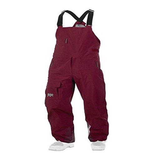 Maloja skibroek broek broek BourneM. rood Gore-Tex® 28.000 latz (M)