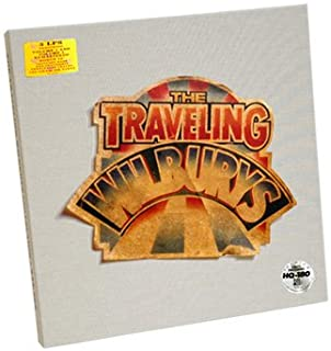 The Traveling Wilburys Collection 180g 33RPM 3LP Box Set