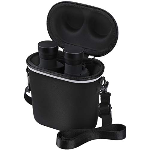Aproca Duro Viajes Bolso Caso Funda para Canon 12 x 36 IS II Prismáticos