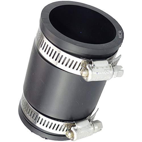 Air Aqua Flexible Muffe 20-250mm Gummimuffe, Rohrverbinder, Größe Ø:Ø 32 mm