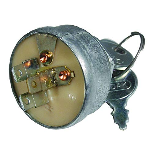 New Stens Ignition Switch 430-144 Compatible with Snapper Series 6-11 1-8816, 7018816, 7018816YP