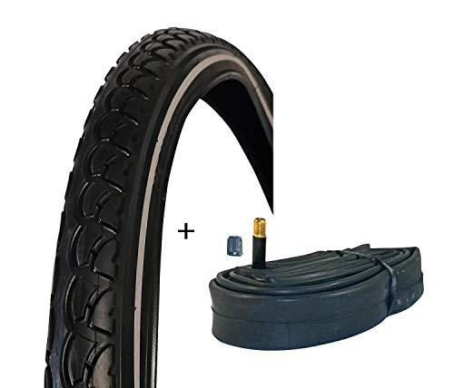 VDP fietsbanden Kenda K197 Eurotrek fietsjas 28 inch 28x1.75 (47-622) draadbanden binnenband