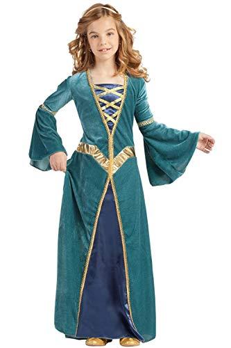 Disfraz Princesa Medieval (7-9 AÑOS)