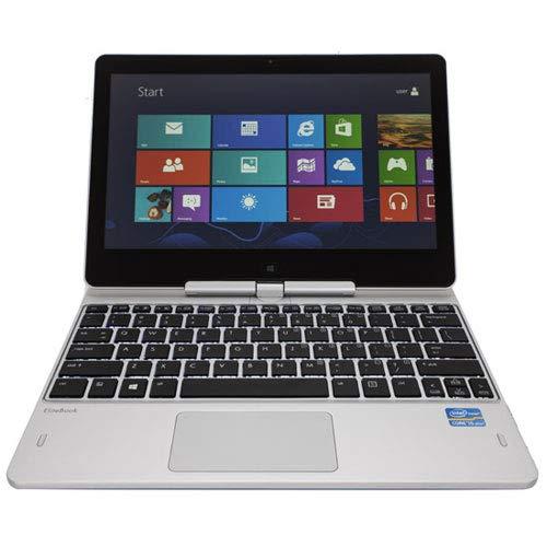 HP EliteBook Revolve 810 G3 11.6 Inch Tablet PC, Intel Core i5-5300U up to 2.9GHz, 8G DDR3L, 256G SSD, WiFi, DP, Windows 10 Pro 64 Bit Multi-Language Support English/French/Spanish(Renewed)