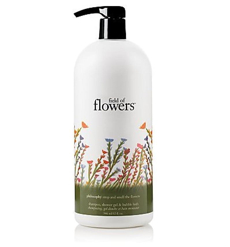 美容師帰るうなずくfield of flowers (フィールド オブ フラワーズ) 32.0 oz (960ml) shampoo, shower gel & bubble bath for Women