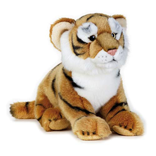 National Geographic Tiger Plush - Medium Size