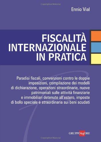 Fiscalità internazionale in pratica