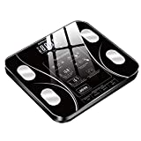 Best BMI Scales - MaxFox Precision Body Fat Scale with Backlit LCD Review