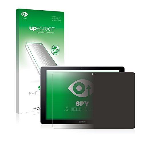 upscreen Anti-Spy Blickschutzfolie kompatibel mit Samsung Galaxy Book 10.6 Privacy Screen Sichtschutz Bildschirmschutz-Folie