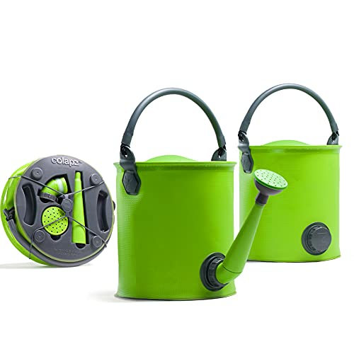 Colapz Collapsible Watering Can - Collapsible Bucket - Folding Bucket - Campervan Accessories UK -...