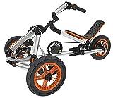 DOCYKE Constructible Rides, Aluminum Baby Modular Bike Ride On 60 in 1 for Kids, Pedal Car Gokart Tricycle Cruiser Freestyle Bicycle 12 Inch 3Wheel Balance Bike Caster Trike, L-kit