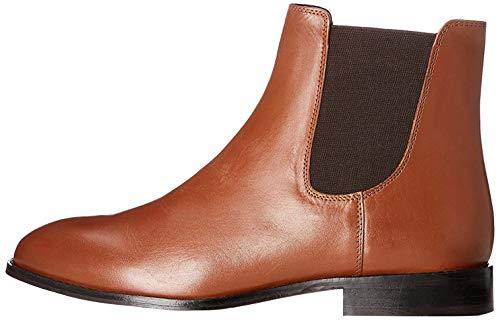 find. Damen Chelsea Boots, Braun (Tan), 38 EU