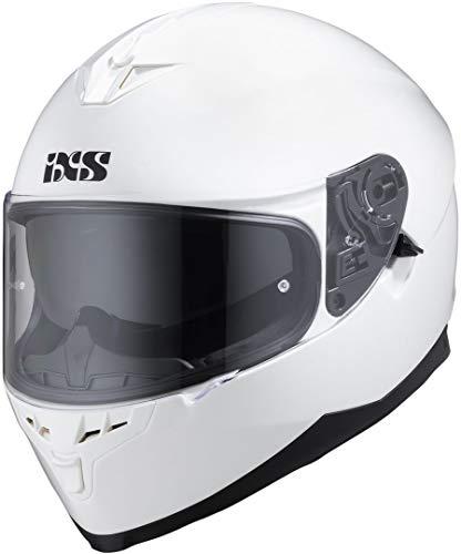 IXS Integralhelm 1100 1.0 weiß S bianco