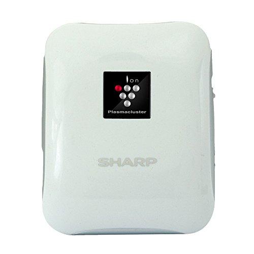 Purificador e Ionizador de Ar portátil Sharp - Plasmacluster IG-DM1PW, Sharp Brasil, IGDM1PW, Branca