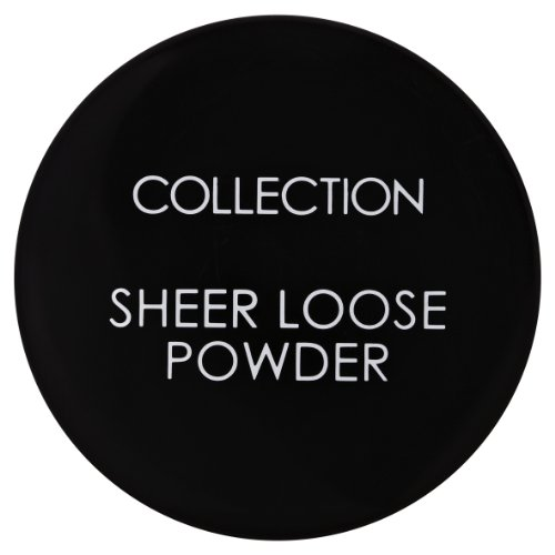 COLLECTION Sheer Loose Powder Translucent 20g