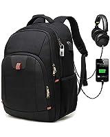 G-raphy Travel Laptop Backpack...