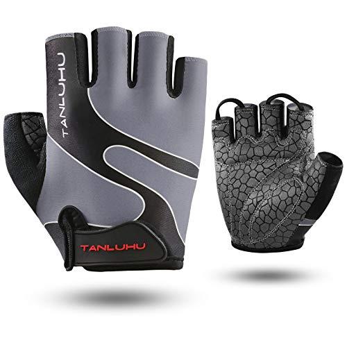 Mountain Bike Gloves for Men Women yoofun Cycling gloves Cycle Gloves for Men Gel Padded