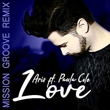 Love (Mission Groove Remix) [feat. Paula Cole]