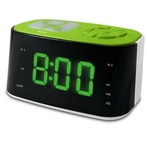 Radio-réveil enfant Gulli USB