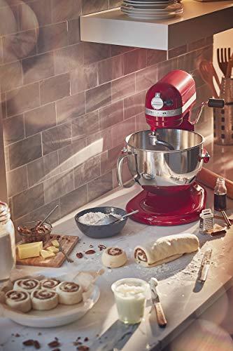 KitchenAid KP26M1XER 6 Qt. Professional 600 Series Bowl-Lift Stand Mixer - Empire Red