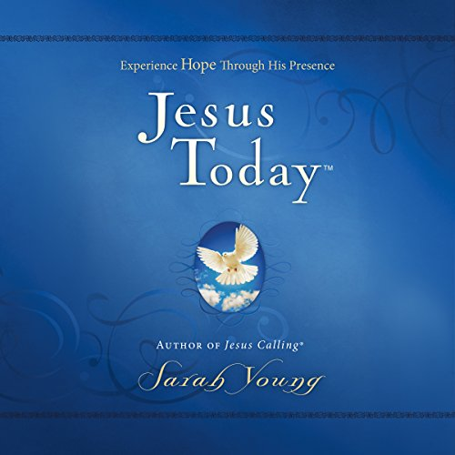 Jesus Today Audiobook By Sarah Young cover art