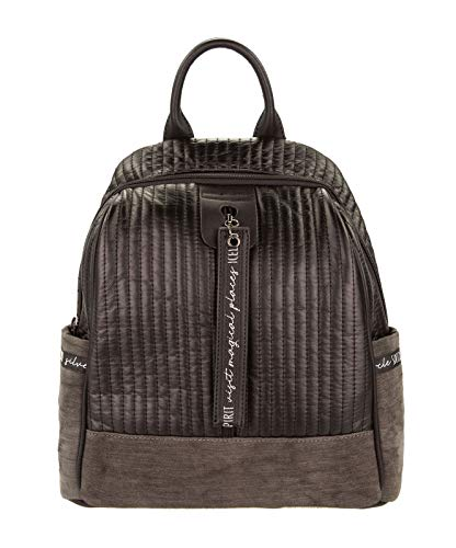 SOCCX Jacky Backpack Black