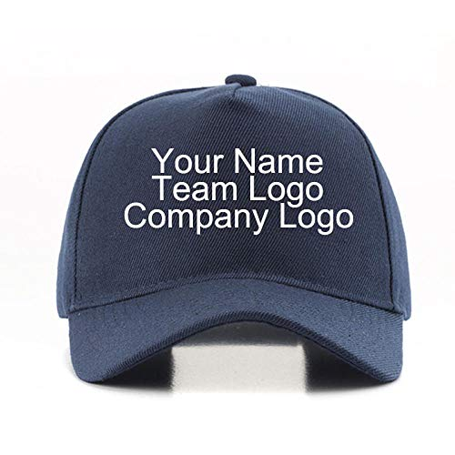 VGFTP® Benutzerdefinierte Logo Männer Baseballmütze für Frauen Team Stickerei Bone Cap Goas Casual Casquette Männer Baseballmütze