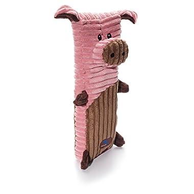 Charming 61312 Squareheads Pig Squeak Toys
