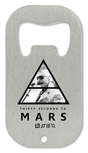 Wicked Design 30 Seconds to Mars Triangle Artwork Flaschenöffner