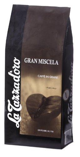 La Tazza d'Oro Tazza d'oro Gran Miscela 1er pack von 1Kg / Premium Qualität aus Italien / hochwertiger authentischer Kaffee