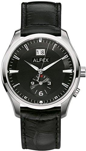 Alfex Reloj de pulsera hombre Cristal de zafiro 5562–308