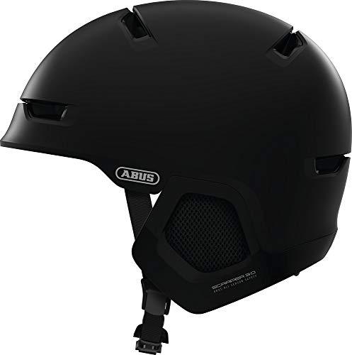 ABUS Scraper 3.0 ERA Stadthelm - Robuster Fahrradhelm für den Stadtverkehr im Winter - für Damen und Herren - 81792 - Blau, Größe M