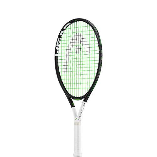 HEAD Unisex Jugend Speed 23 Tennis Racket, schwarz, 05