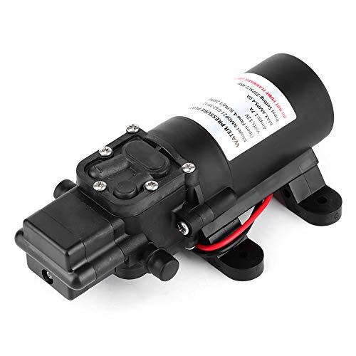 1,2 GPM 35 PSI Membranpumpe Selbstansaugende Hochdruckpumpe für Auto RV Marine Boot Autowaschwerkzeug DC 12V Membranpumpe