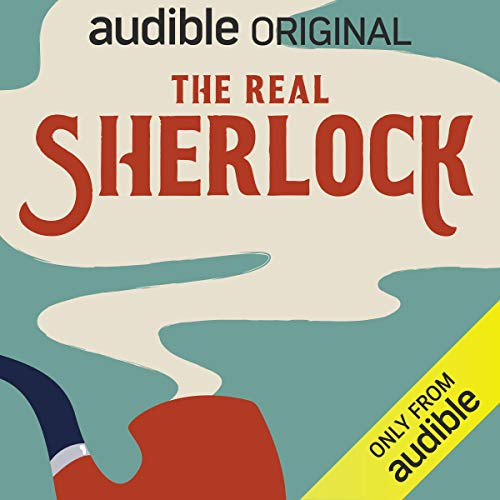 The Real Sherlock audiobook cover art
