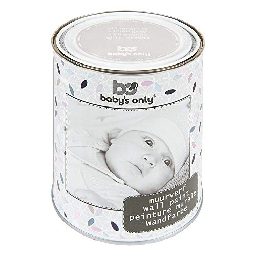 BO Baby's Only - Wandfarbe - Silbergrau - 1 liter