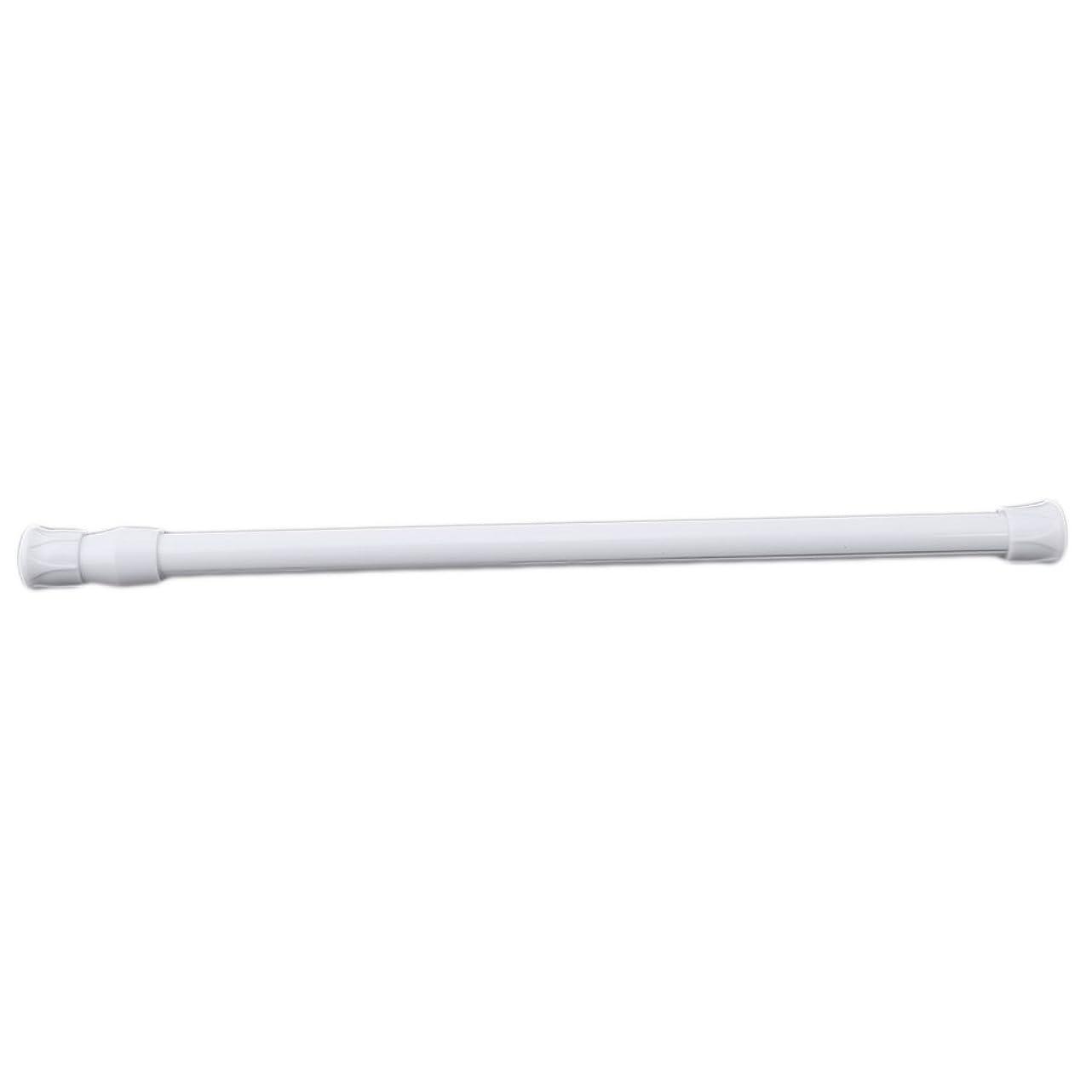 損傷更新口実PINKING 強力タイプの突っ張り棒 伸縮棒 多機能の突っ張り棒 アルミニウム合金 シャワーカーテンロッド より厚い より強い負荷 1個