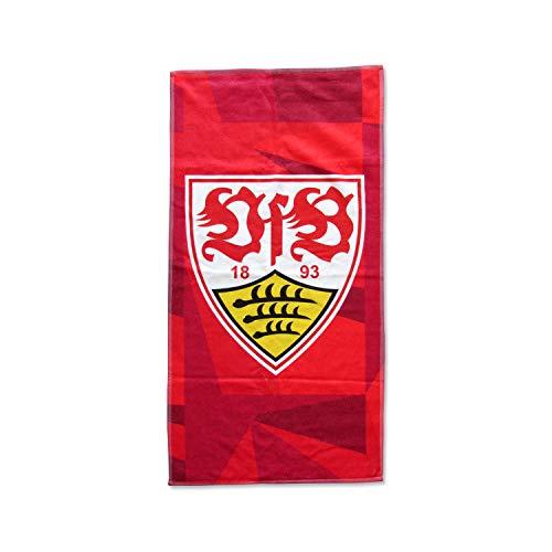 VfB Stuttgart Handtuch Wappen rot ca. 50 x 100 cm
