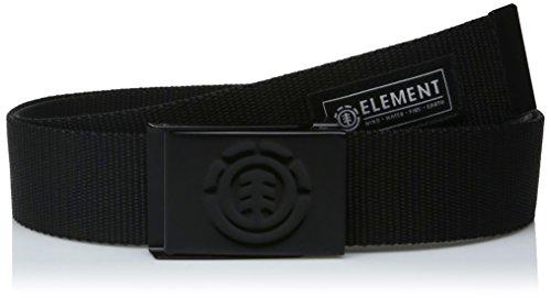 Element Men's BEYOND BELT, ALL BLACK, One Size
