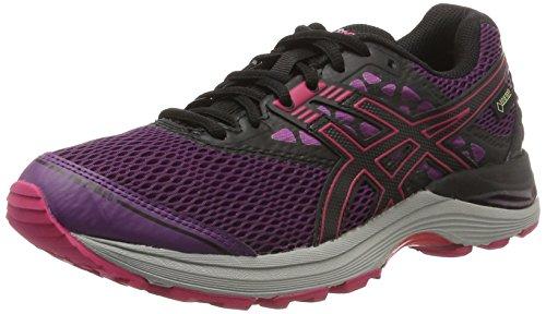 Asics Gel-Pulse 9 G-TX T7d9n-3390, Zapatillas de Entrenamiento Mujer, Morado (Purple T7d9n/3390), 38 EU