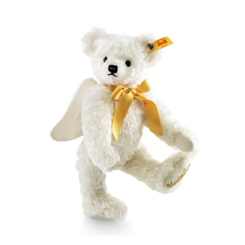 Steiff–001741–Bär Teddy–Schutzengel