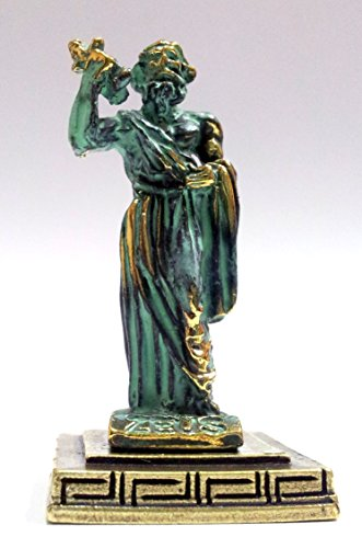 Estatua en Miniatura con Gran Detalle Hecho de zamac, del Di