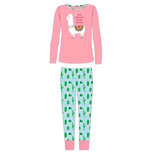 CYP BRANDS Pijama Llama Adulto en Caja Regalo