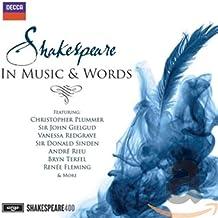 Shakespeare In Music & Words [2 CD]