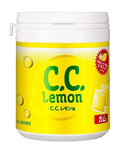 C.C.レモンガム ファミリーボトル 6個