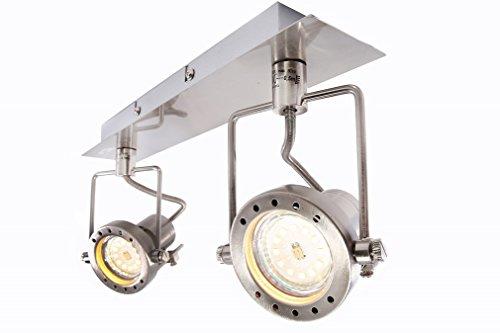 PanderLights LED Deckenleuchte Lampe Strahler Wandleuchte Wandlampe Deckenlampe Wandstrahler Deckenstrahler