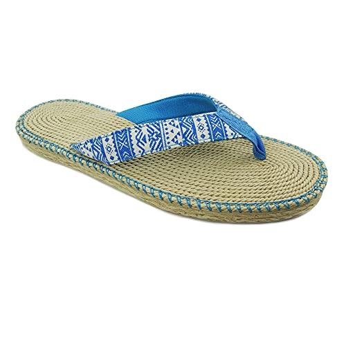 Chanclas de Playa BRASILERAS®,Spar Etnia. Mujer del 36 al 41. Zapatos de Mujer de Playa y Casual