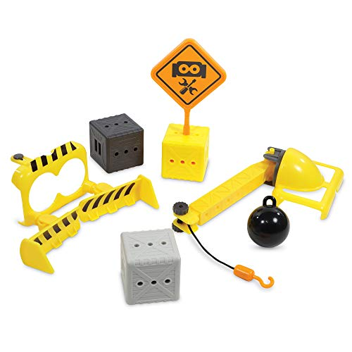 Learning Resources Botley Crashin' Construction Challenge, Accessory Set, Kids Coding, Construction Set, STEM Toy, Ages 5+ (Botley Not Included)