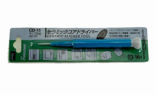 SATKIT GOOT CD-15 trekker voor vermogensmeter 1, 3 mm x 0, 4 mm