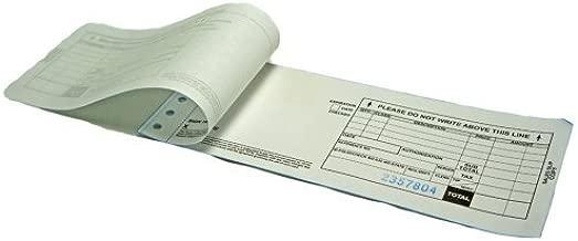 5000 Long Slip Credit Card Manual Imprinter 515 535 875 871 (5000 Long Slip)